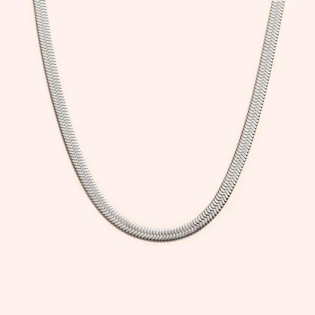 Ziggy chain necklace