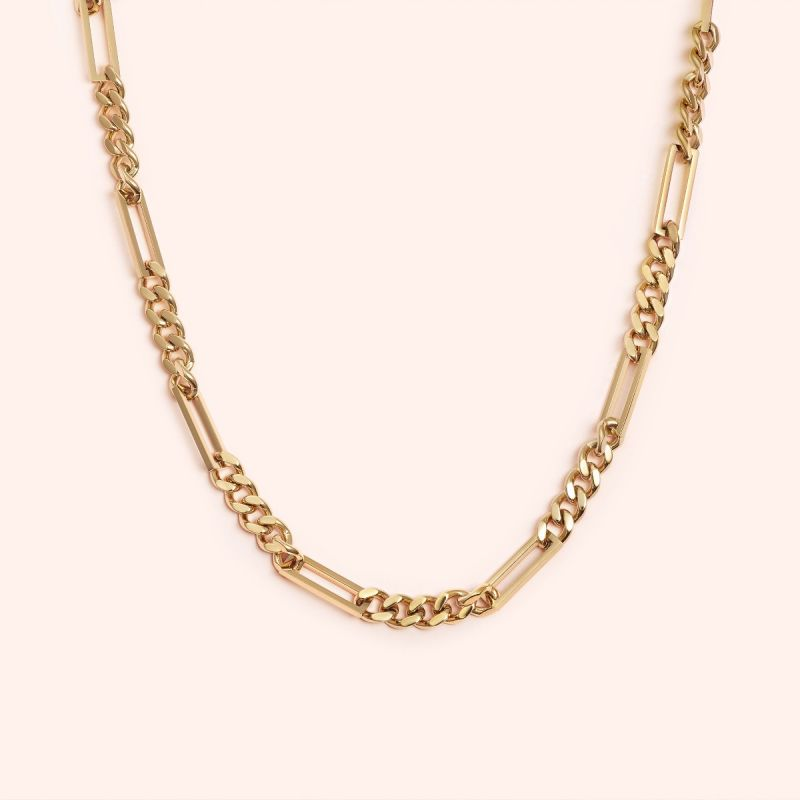 Link necklace chain
