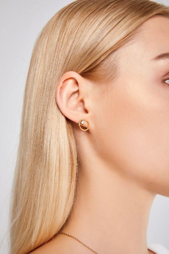 Cosmic ear studs