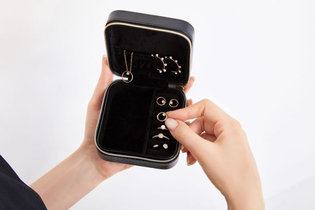 Black Jewellery Case