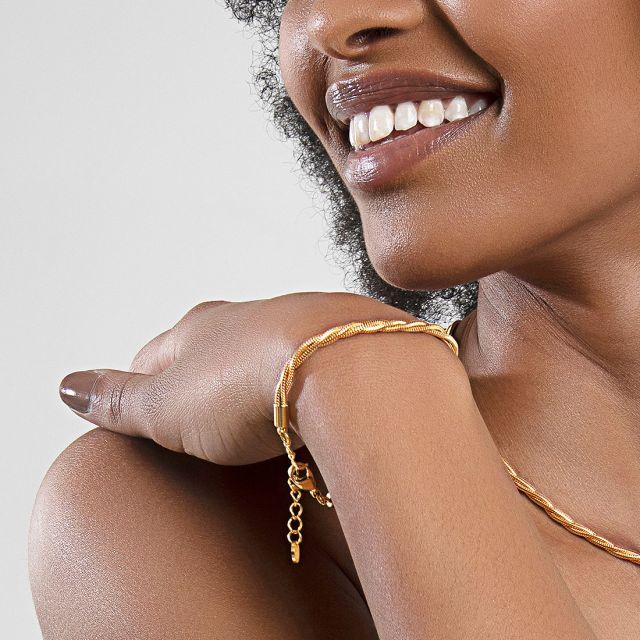 Debbie chain bracelet