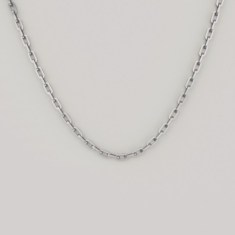 Icon chain necklace