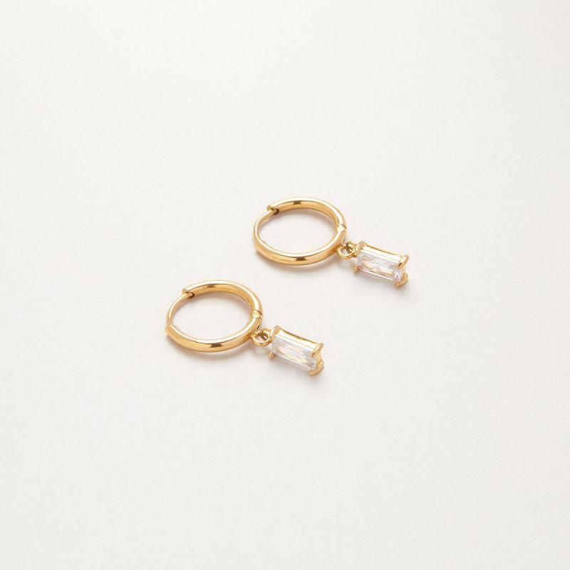 Icon 圈式耳環