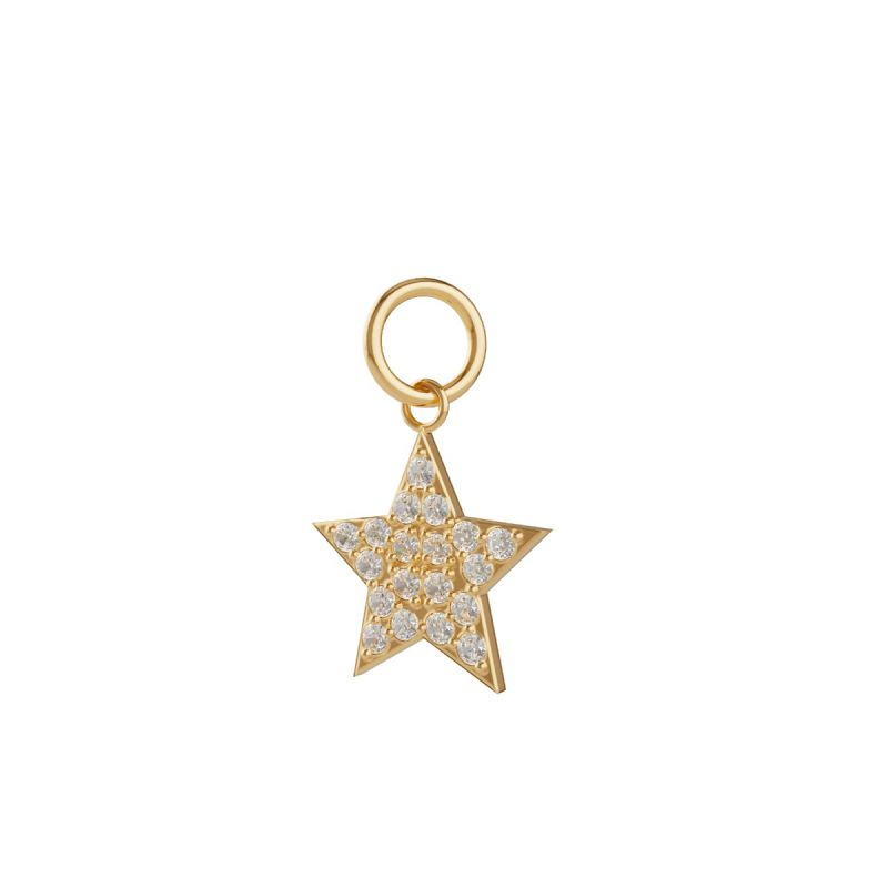 Trilogy Star charm