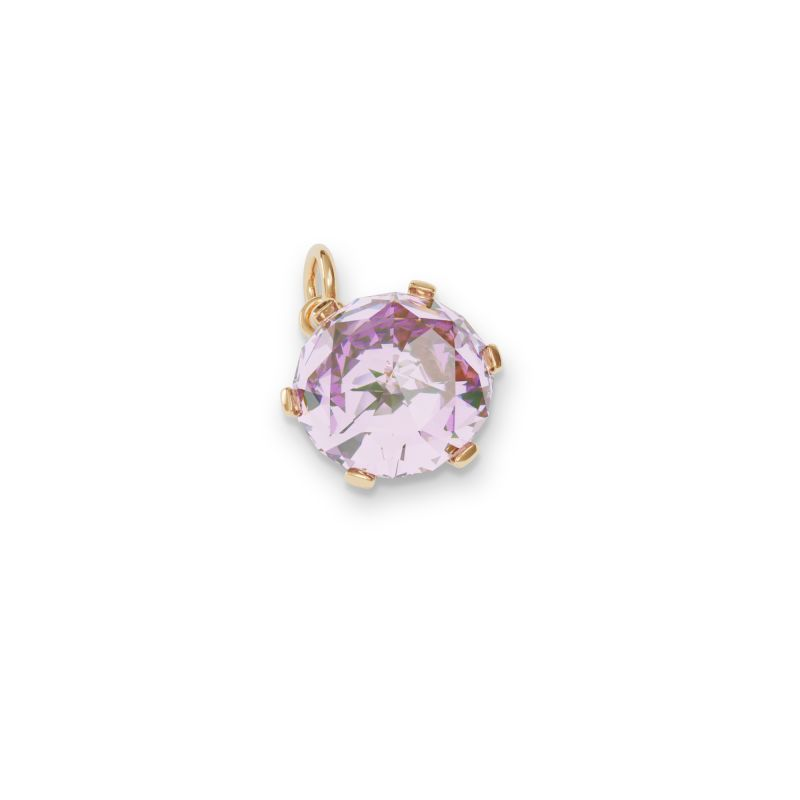 June Birthstone Charm