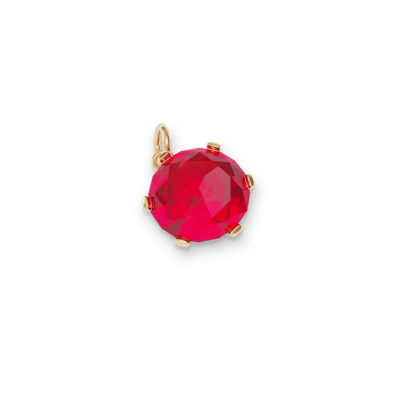 July Birthstone Charm