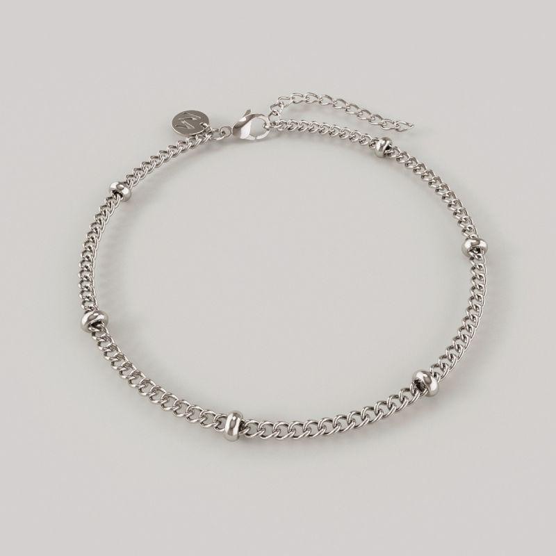 Orb chain bracelet