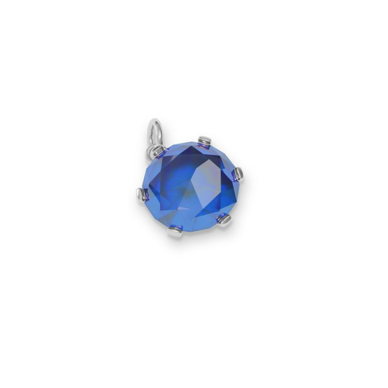 September Birthstone Charm