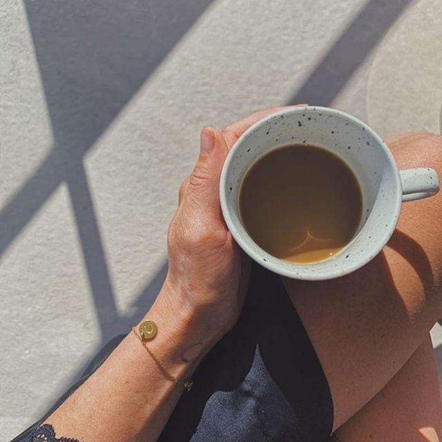 A coffee a day, keeps the doctor away