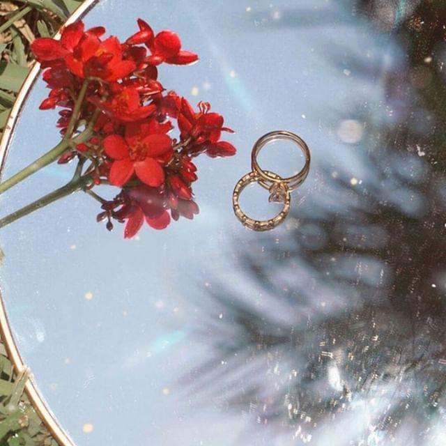 Rings on rings, we're loving it!