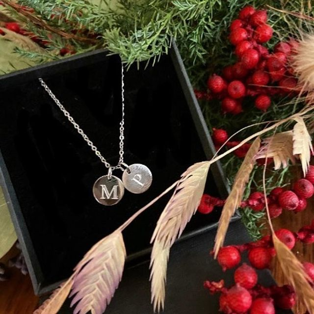 Why not show your appreciation by giving your special someone our Initial charms?