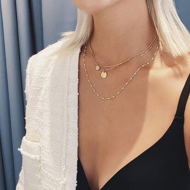 Need some inspiration? @utahlee looking gorgeous with our necklaces and charms